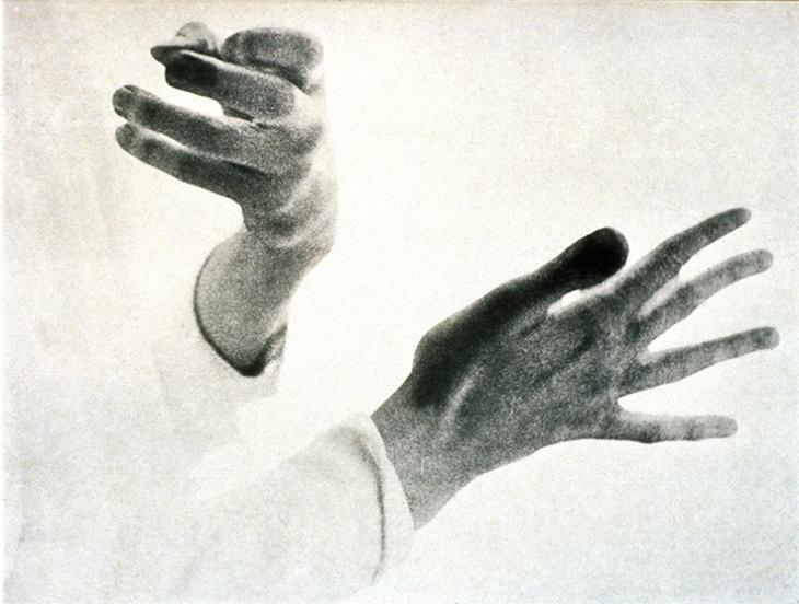 Paul Rockett: Glenn Gould's Hands, 1956