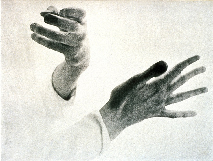 Paul Rockett: Glenn Gould's Hands, 1956