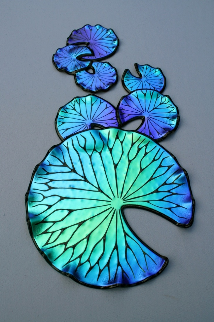 Laurel Yourkowski dichroic glass