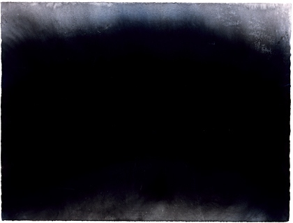 ANISH KAPOOR Untitled, 1999, Gouache on paper, 56.5×75cm